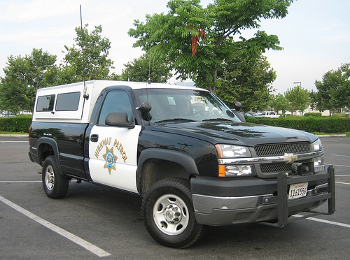 California Highway Patrol Commercial Enforcement