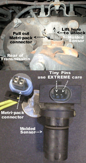 big-rigs metri-pack speed sensor location