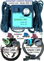 SafetyPass Pro Speed Governor Control Systems for Big Rigs Only